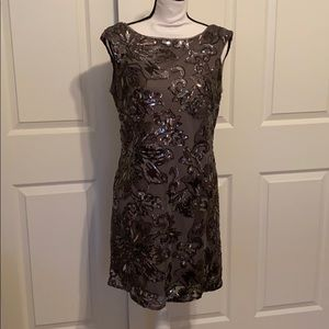 WHBM Sequined Dress